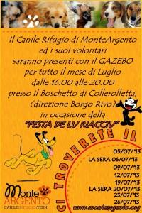 Locandina Boschetto Borgo Rivo