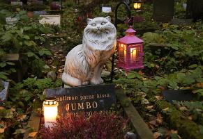 cimitero animali domestici