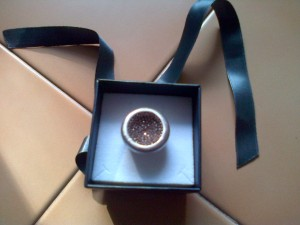 5° premio anello donna